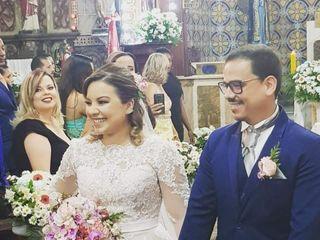 O casamento de Joyce Martin e Marcus Vinicius Souza 1