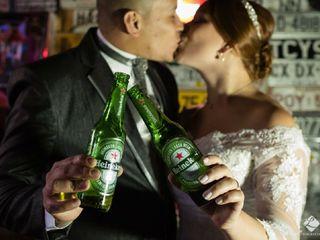 O casamento de Melissa e André 1