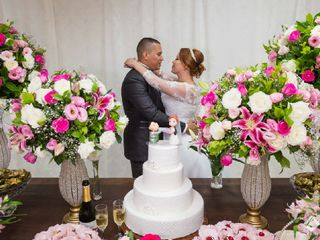 O casamento de Melissa e André 2