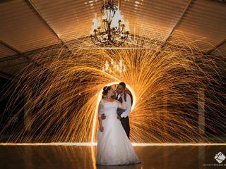 O casamento de Melissa e André