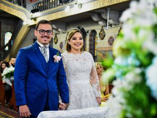 O casamento de Joyce Martin e Marcus Vinicius Souza
