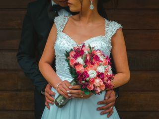 O casamento de Karina e Fabio 1