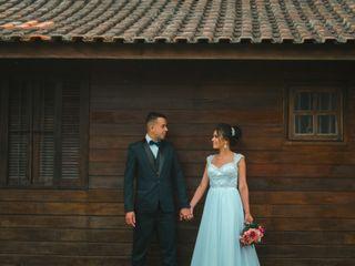 O casamento de Karina e Fabio 2