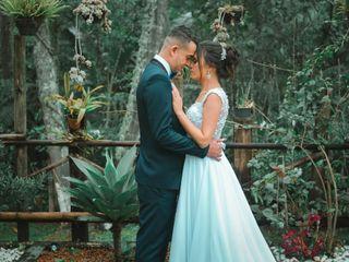 O casamento de Karina e Fabio