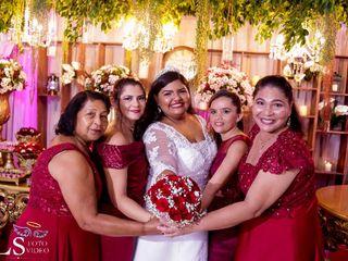 O casamento de Elissandro Reis e Thalyta Reis 3
