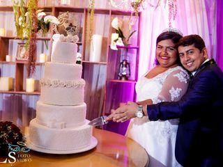 O casamento de Elissandro Reis e Thalyta Reis