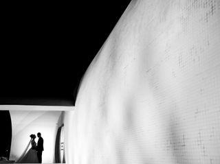 O casamento de Daniela e Helano