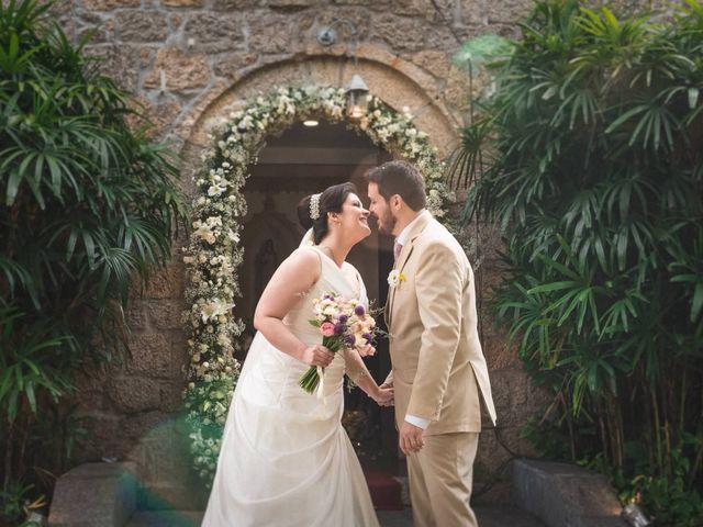 O casamento de Marisa e Vítor