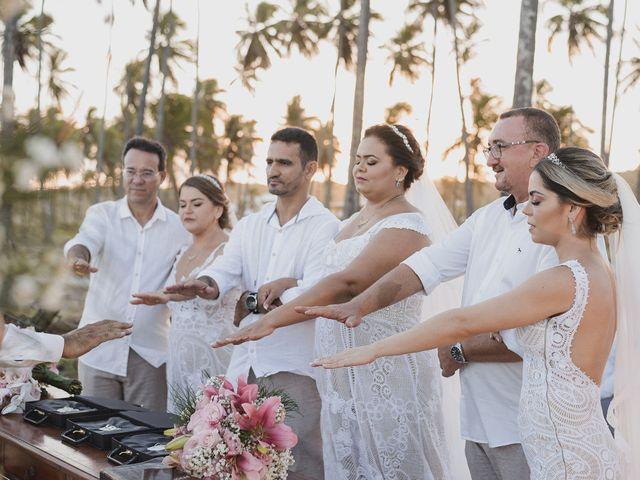 O casamento de Luciana, Lucilene e Priscila e Marcos, Alexandre e Léo