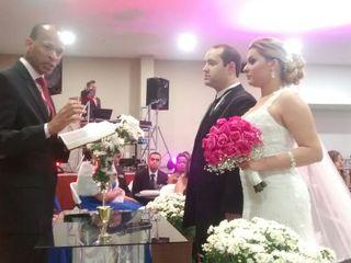 O casamento de Ana Carolina  e Cleidsson