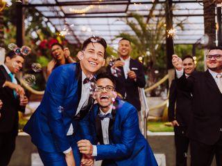 O casamento de Vinicius e Luiz