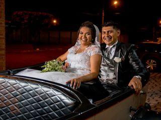 O casamento de Emilly Rodrigues  e Rodrigo Escobar