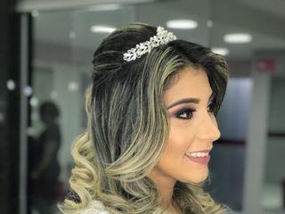 O casamento de Samara  e Aelson  3