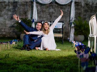 O casamento de Samara  e Aelson