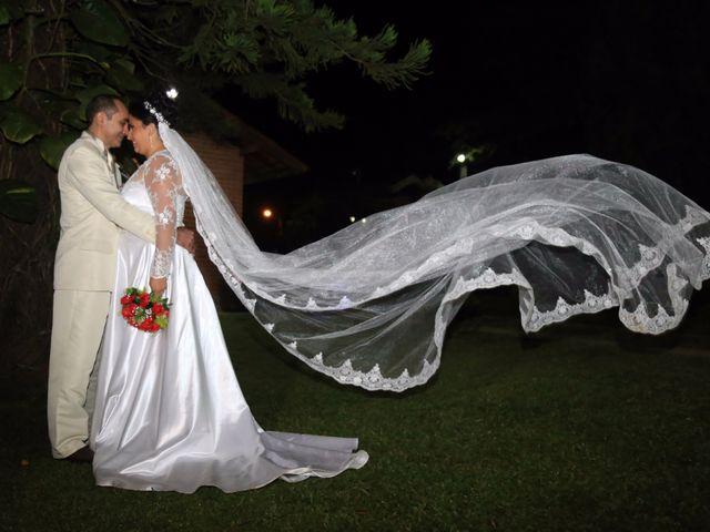 O casamento de Michelle e Valmir