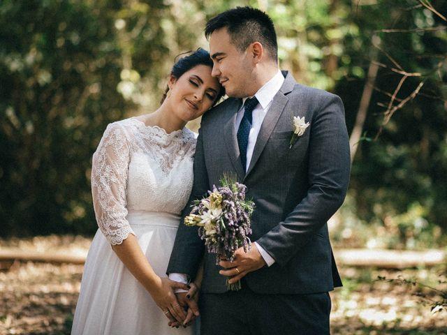 O casamento de Juliana e Gustavo