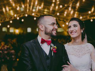 O casamento de Fahay e Eric