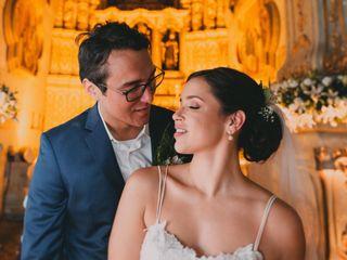 O casamento de Aruana e Thiago