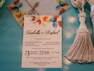 O casamento de Isabella e Rafael 2