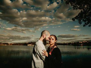 O casamento de Karla e Sérgio 1
