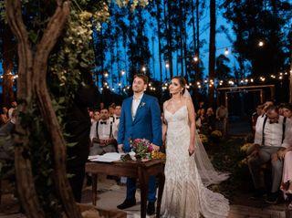 O casamento de Rayssa e Guilherme