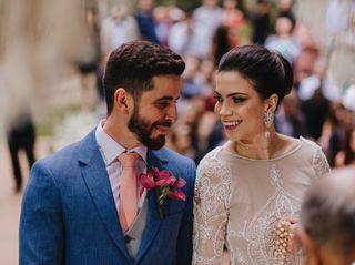 O casamento de Mariana e Welthon