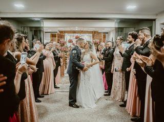 O casamento de Carol e Brenner