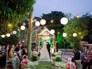 O casamento de Débora e Fabrício
