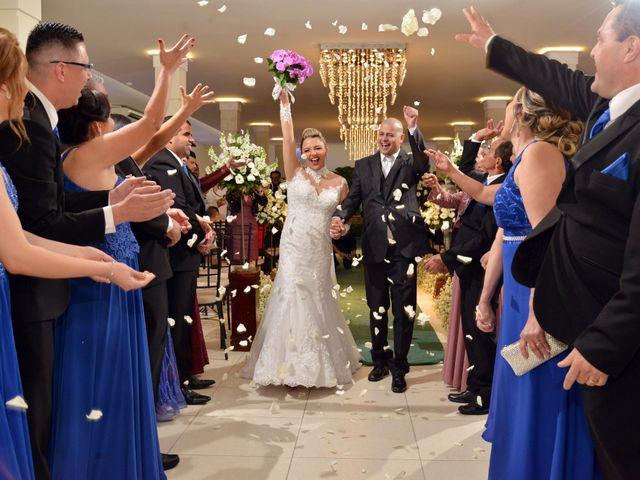 O casamento de Diego e Vanessa em Santo André, São Paulo 1