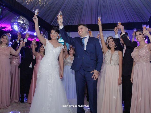 O casamento de Gian e Priscila  em Suzano, São Paulo 10