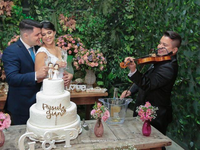 O casamento de Gian e Priscila  em Suzano, São Paulo 17