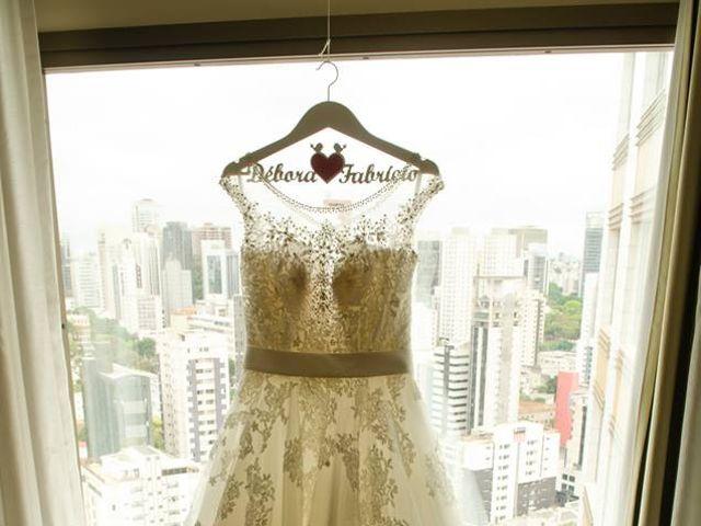 O casamento de Fabrício e Débora em Belo Horizonte, Minas Gerais 17