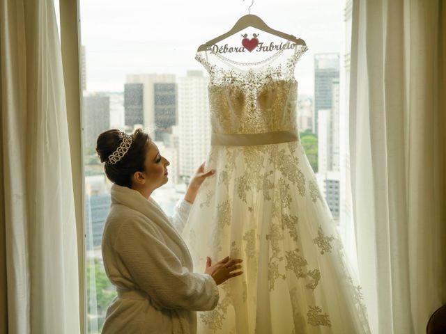O casamento de Fabrício e Débora em Belo Horizonte, Minas Gerais 19