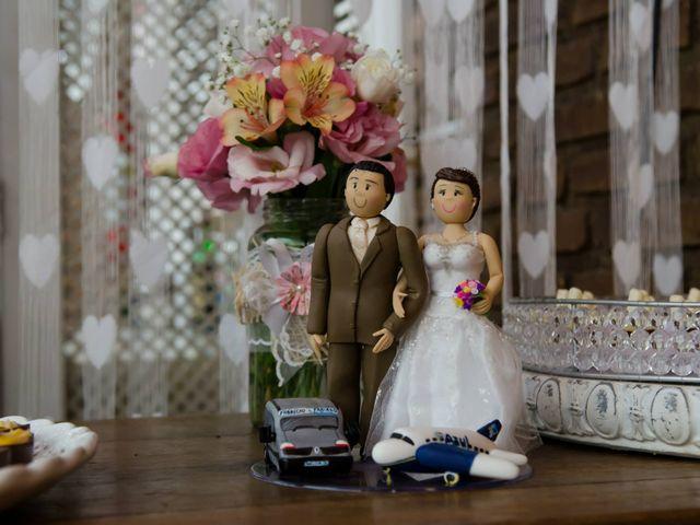 O casamento de Fabrício e Débora em Belo Horizonte, Minas Gerais 22