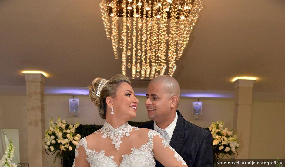 O casamento de Diego e Vanessa em Santo André, São Paulo