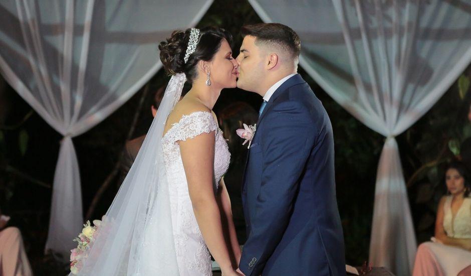 O casamento de Gian e Priscila  em Suzano, São Paulo