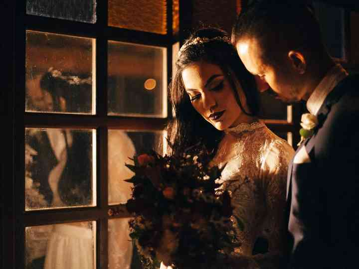 O casamento de Daniela e Weslley