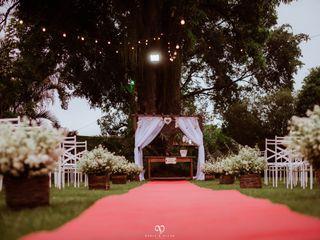 O casamento de Viviane  e Lucas