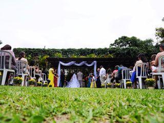 O casamento de Amanda e Lucas 1