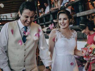 O casamento de Mariana e William