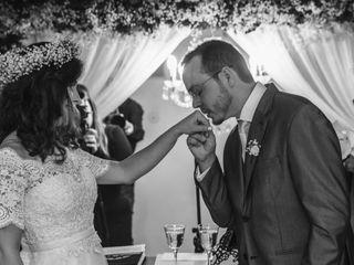 O casamento de Natasha e Arthur