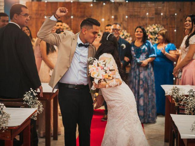 O casamento de Cleber e Nyeves