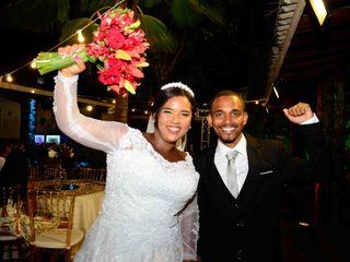 O casamento de Rebeca  e Jeferson