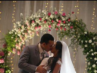 O casamento de Eloá  e Fábio  2