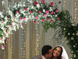 O casamento de Eloá  e Fábio  3