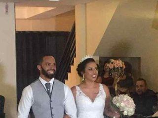 O casamento de Thamiris e Everson 2