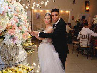 O casamento de Daniel e Larissa