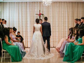 O casamento de Keila Karoline e Wagner Diego 3