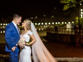 O casamento de Pollyanna e Carlos Eduardo