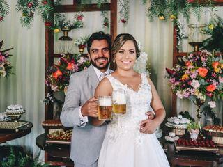 O casamento de Rafaela  e Gustavo 2